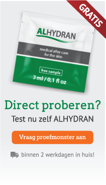 Litteken proefmonster