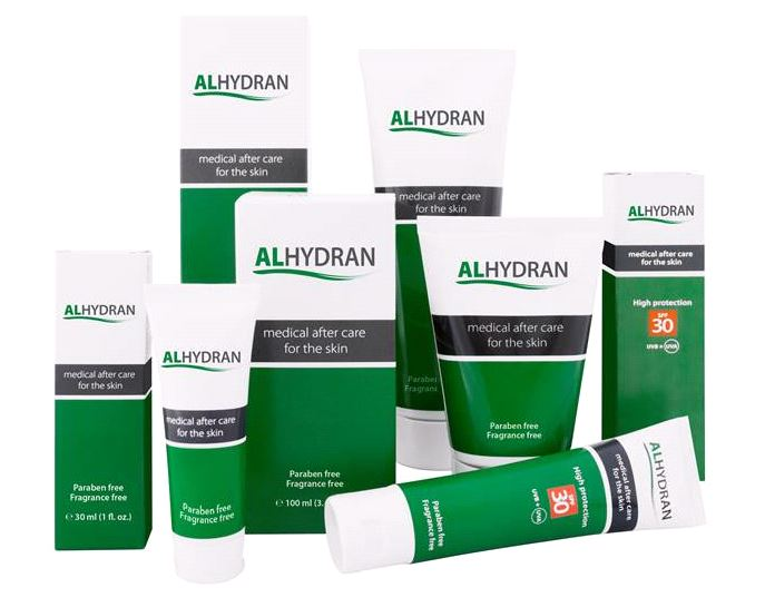 Alhydran medische huidcreme