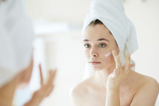 Nabehandeling cosmetische behandeling
