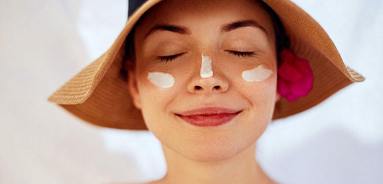 Zonnebrandcreme gevoelige huid